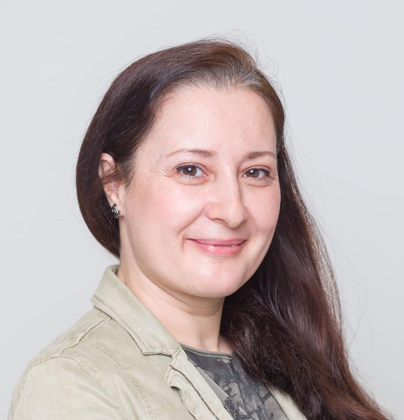 Frau Violetta Sibich