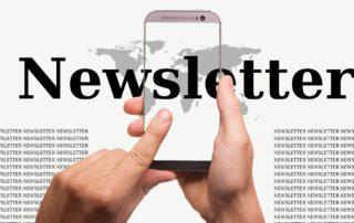 Newsletter Pastorale Grunddienste